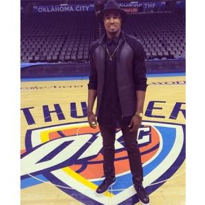 Serge Ibaka (OKC)thomasfaison instagram